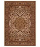 RugStudio presents Capel Martinez-Tabriz 2377 Cream 650 Machine Woven, Best Quality Area Rug