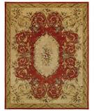 RugStudio presents Capel Evelyn 43698 Coral Red Hand-Tufted, Best Quality Area Rug
