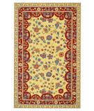 RugStudio presents Capel Lorraine 43830 Amber Red Hand-Hooked Area Rug