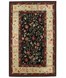 RugStudio presents Capel Piedmont-Promenade 43937 Onyx Hand-Tufted, Good Quality Area Rug