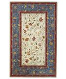 RugStudio presents Capel Piedmont-Promenade 43939 Pale Beige Hand-Tufted, Good Quality Area Rug