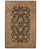 RugStudio presents Capel Piedmont-Keshan 43931 Onyx Hand-Tufted, Good Quality Area Rug