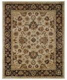 RugStudio presents Capel Piedmont-Persian 43936 Beige Hand-Tufted, Good Quality Area Rug