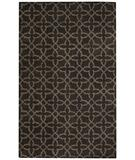 RugStudio presents Capel Albemarle-Gate 43530 Grey Hand-Tufted, Good Quality Area Rug
