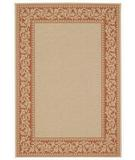 RugStudio presents Capel Elsinore-Scroll 43695 Potters Clay Machine Woven, Good Quality Area Rug