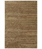 RugStudio presents Capel Cypress-Brocade 43654 Oats Hand-Knotted, Good Quality Area Rug