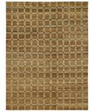 RugStudio presents Capel Cypress-Mosaic 43658 Amber Hand-Knotted, Good Quality Area Rug