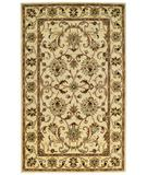 RugStudio presents Capel Guilded 43778 Ivory Hand-Tufted, Best Quality Area Rug