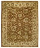 RugStudio presents Capel Orinda-Mahal 43915 Caramel Candy Hand-Tufted, Good Quality Area Rug