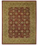 RugStudio presents Capel Orinda-Meshed 43916 Red Hand-Tufted, Good Quality Area Rug