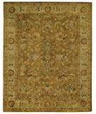 RugStudio presents Capel Orinda-Mirza 43917 Golden Sage Hand-Tufted, Good Quality Area Rug