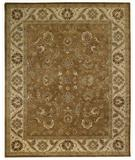 RugStudio presents Capel Orinda-Sarouk 43919 Tan Hand-Tufted, Good Quality Area Rug