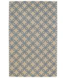 RugStudio presents Capel Derry 43661 Blue Sky Hand-Tufted, Best Quality Area Rug