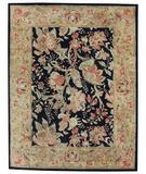 RugStudio presents Capel Garden Farms 43742 Ebony Hand-Tufted, Good Quality Area Rug