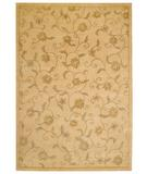 RugStudio presents Capel Queensway II 43960 Cream Hand-Knotted, Best Quality Area Rug