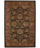 RugStudio presents Capel Forest Park-Agra 43721 Onyx Hand-Tufted, Best Quality Area Rug