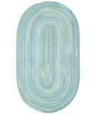 RugStudio presents Capel Iridescence 55134 Braided Area Rug