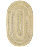 RugStudio presents Capel Iridescence 67068 Natural Braided Area Rug