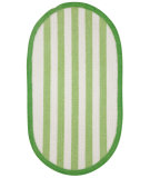 RugStudio presents Capel Sweet Treats 108337 Lime Braided Area Rug