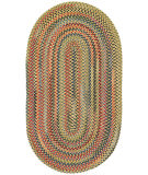 RugStudio presents Capel High Rock 55123 Braided Area Rug
