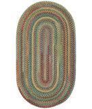 RugStudio presents Capel High Rock 55124 Braided Area Rug
