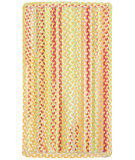 RugStudio presents Capel High Tea 108223 Cinnamon Braided Area Rug
