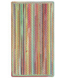RugStudio presents Capel Migration 108324 Multitones Braided Area Rug