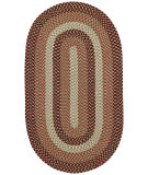 RugStudio presents Capel Rolling Hills 55298 Braided Area Rug