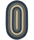 RugStudio presents Capel Rolling Hills 55300 Braided Area Rug