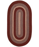 RugStudio presents Capel Rolling Hills 55303 Braided Area Rug
