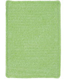 RugStudio presents Capel Custom Classics 108212 Key Lime Braided Area Rug