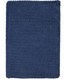 RugStudio presents Capel Custom Classics 108216 Navy Braided Area Rug