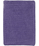 RugStudio presents Capel Custom Classics 108206 Brt. Purple Braided Area Rug
