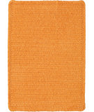 RugStudio presents Capel Custom Classics 108220 Tangerine Braided Area Rug