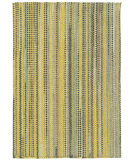 RugStudio presents Capel Nags Head 116308 Citrine Flat-Woven Area Rug