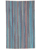 RugStudio presents Capel Nags Head 116311 Azure Multi Flat-Woven Area Rug