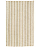 RugStudio presents Capel Nags Head 43901 Tan/White Braided Area Rug