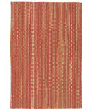 RugStudio presents Capel Nags Head 116312 Cinnamon Flat-Woven Area Rug