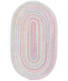 RugStudio presents Capel Baby's Breath 67023 Natural Braided Area Rug