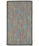 RugStudio presents Capel Mill Creek 108329 Bright Multi Braided Area Rug