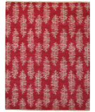 RugStudio presents Capel Frasier 116223 Apple Red Hand-Knotted, Best Quality Area Rug