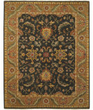 RugStudio presents Capel Renown 67099 Grey Hand-Knotted, Good Quality Area Rug