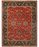 RugStudio presents Capel Renown 67101 Scarlet Hand-Knotted, Good Quality Area Rug