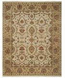 RugStudio presents Capel Renown 67098 Beige Hand-Knotted, Good Quality Area Rug