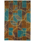 RugStudio presents Capel Crystalle-Spheres 55058 Hand-Knotted, Good Quality Area Rug
