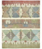 RugStudio presents Capel Classic-Mirage 116487 Multitone Hand-Knotted, Good Quality Area Rug