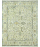 RugStudio presents Capel Heritage-Shiraz 121941 Nickel Hand-Knotted, Good Quality Area Rug