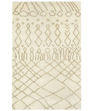RugStudio presents Capel Fortress-Marrakesh 116327 Light Beige Hand-Knotted, Good Quality Area Rug