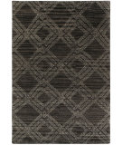 RugStudio presents Capel Fortress-Cube 116325 Chestnut Hand-Knotted, Good Quality Area Rug