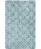 RugStudio presents Capel Hoop 121948 Ash Hand-Knotted, Good Quality Area Rug